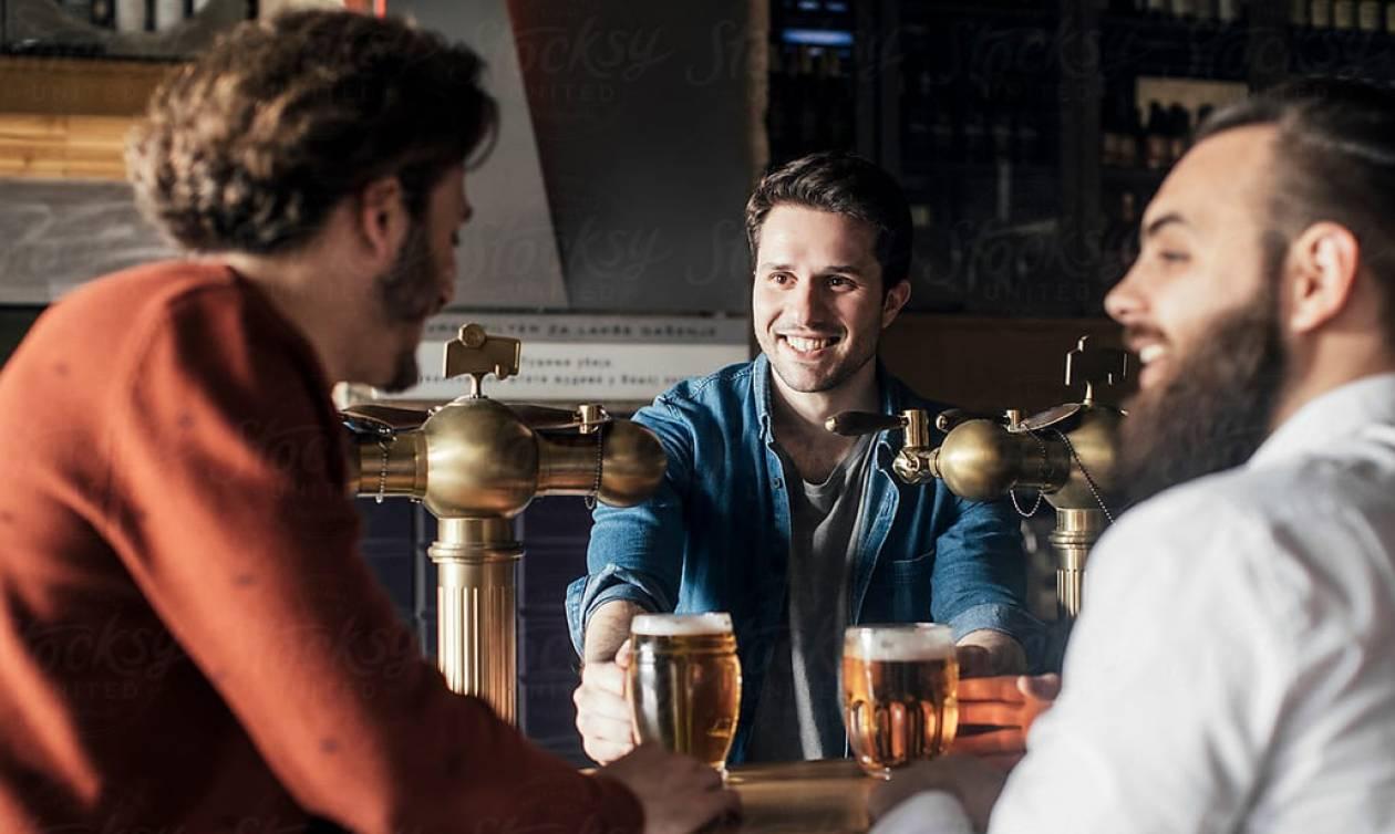 Δεν το περιμένατε! Αυτός είναι ο λαός που πίνει πιο πολύ σε όλο τον κόσμο!