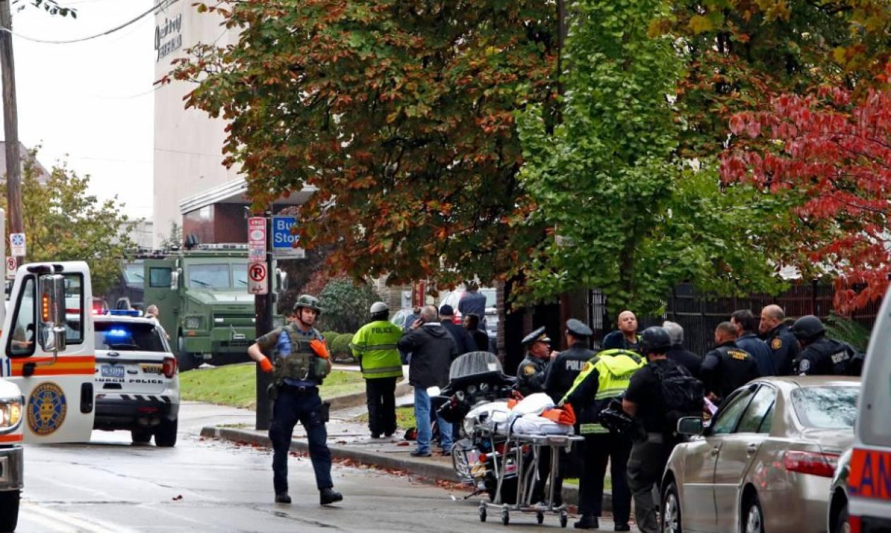 Μακελειό στο Πίτσμπεργκ: Αυτός είναι ο 46χρονος που σκόρπισε το θάνατο σε συναγωγή (pics&vids)