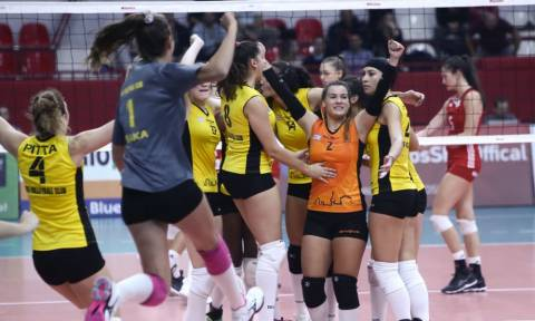 Volleyleague: «Βόμβα» στο Ρέντη ο Άρης, τέλος στο άηττητο 735 ημερών για Ολυμπιακό! (photos)