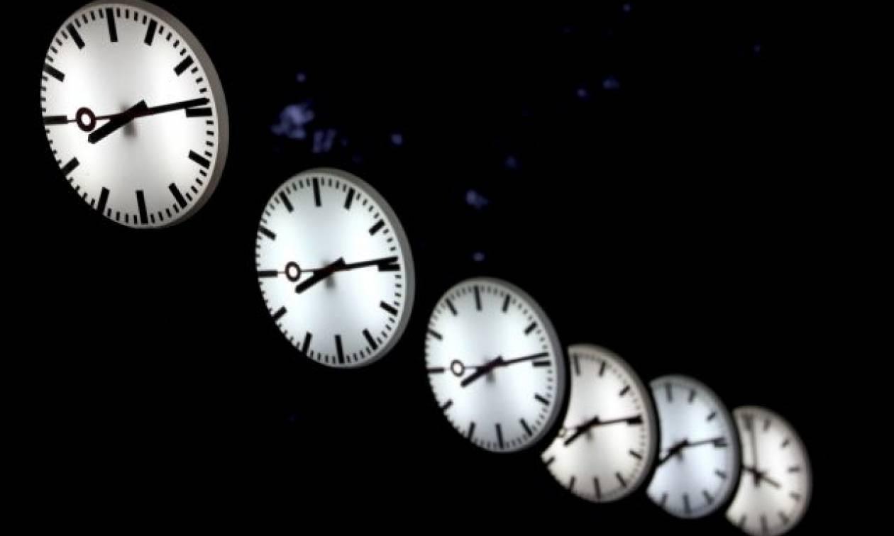 Αλλάζει η ώρα τα ξημερώματα της Κυριακής 28 Οκτωβρίου