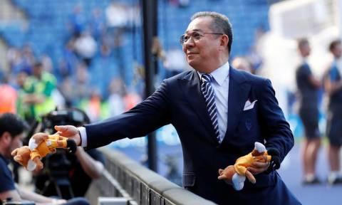 Λέστερ: Ήδη θρηνούν τον ιδιοκτήτη της οι Άγγλοι οπαδοί (photo)