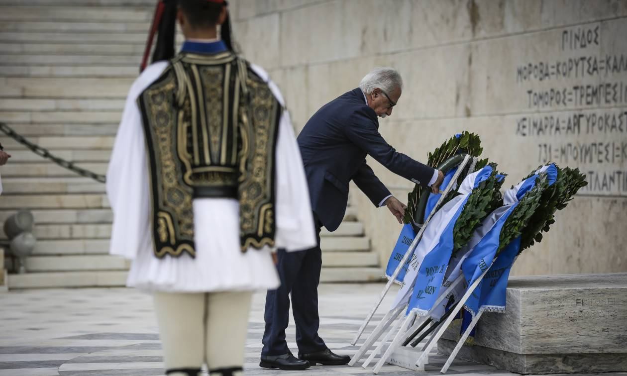 Γαβρόγλου για 28η Οκτωβρίου: Να είμαστε ευγνώμονες για όσους θυσιάστηκαν