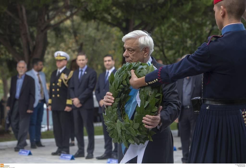 Ιταλία: Η Rai για την κοινή παρουσία Παυλόπουλου - Ματαρέλλα στην τελετή για την 28η Οκτωβρίου