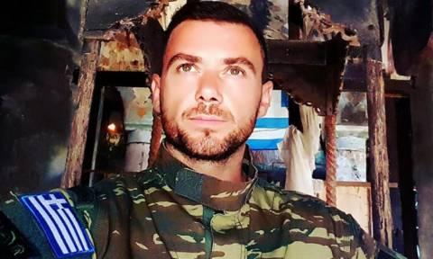 «Ζήτω η Ελλάδα»: Tα τελευταία λόγια του Κωνσταντίνου Κατσίφα πριν πέσει νεκρός από αλβανικά πυρά