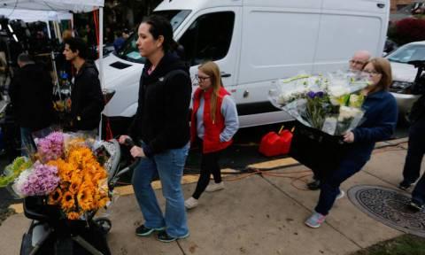 Γαλλία και Καναδάς αποτίνουν φόρο τιμής στα θύματα του μακελειού στο Πίτσμπεργκ