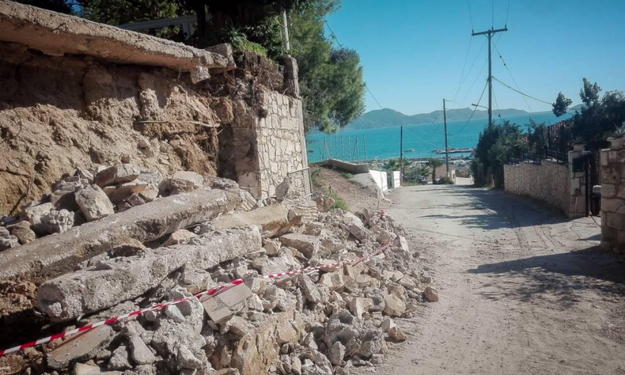 Σεισμός Ζάκυνθος: Παράταση στις φορολογικές υποχρεώσεις Οκτωβρίου για τους κατοίκους του νησιού