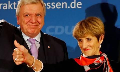 Γερμανικός Τύπος για τις εκλογές στην Έσση:  «Τιμωρήθηκε για άλλη μια φορά» η Μέρκελ