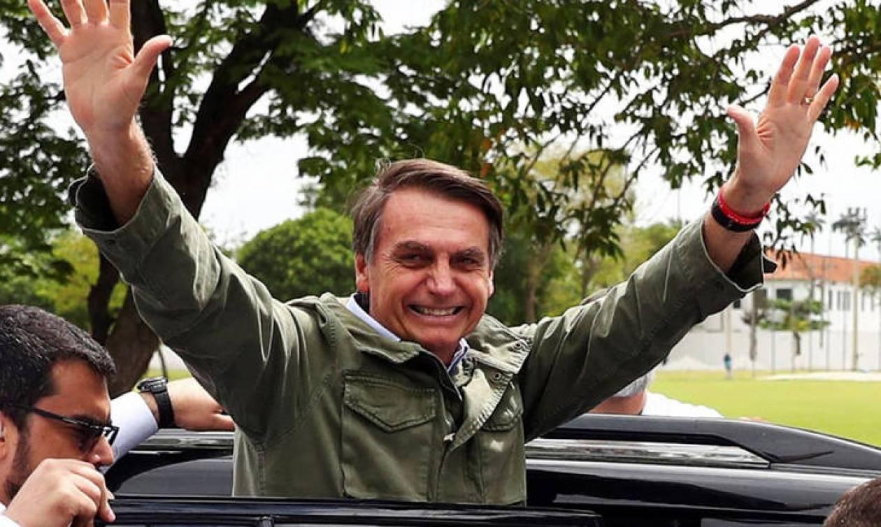 Εκλογές Βραζιλία: «Μαζί θα αλλάξουμε το πεπρωμένο» της χώρας δηλώνει ο Μπολσονάρου