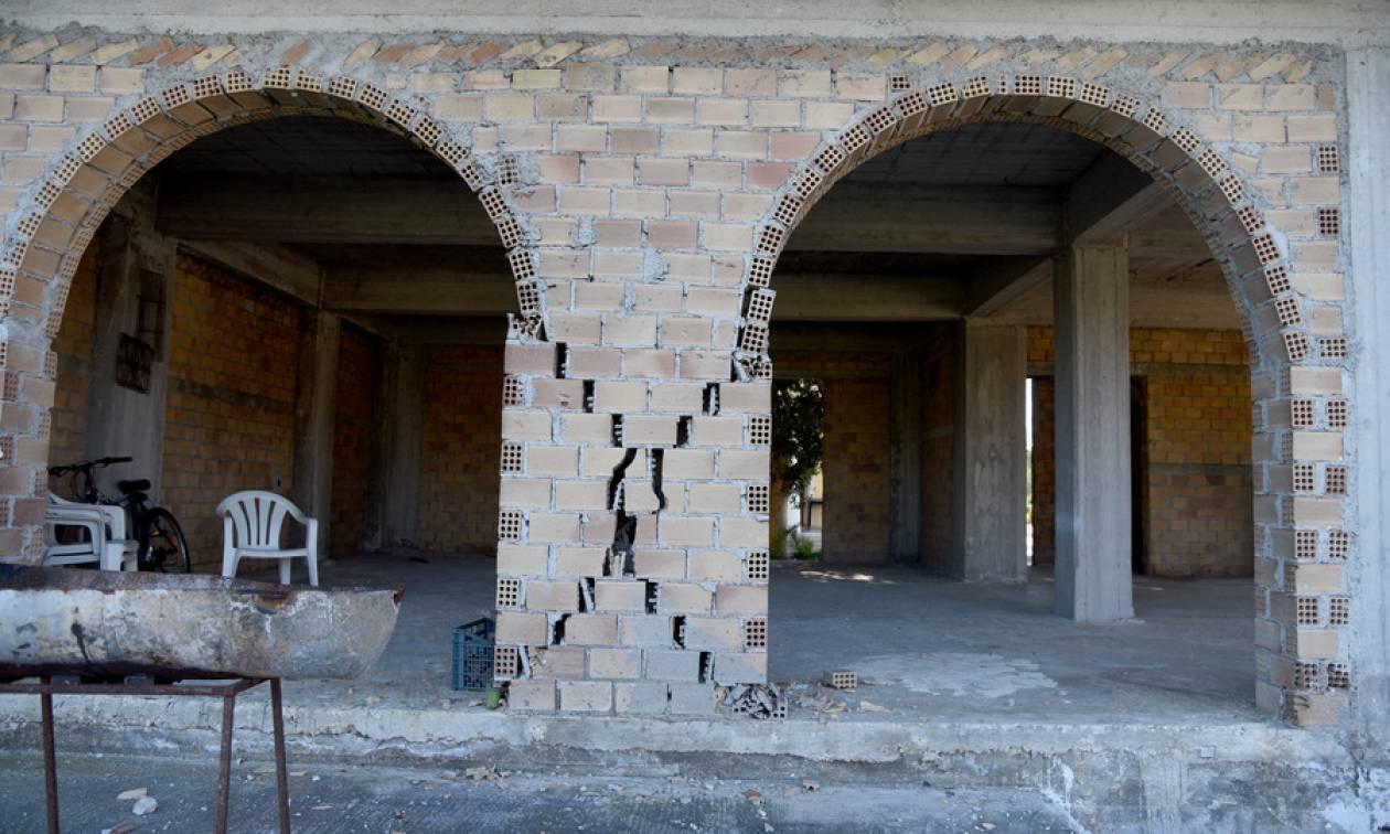 Ζάκυνθος: Μετακινήθηκε το νησί από τον σεισμό (pics)