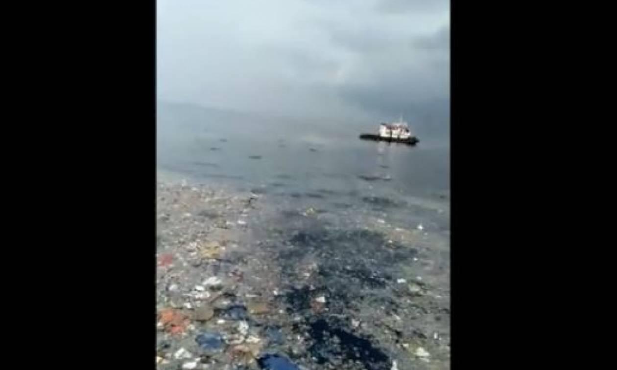 Ινδονησία: Το αεροσκάφος που συνετρίβη είχε εμφανίσει στο παρελθόν τεχνικό πρόβλημα (pics+vids)