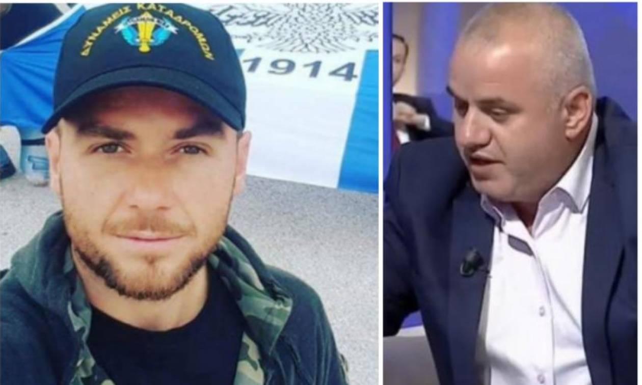Αλβανός δημοσιογράφος: Καλύτερα να κλαίνε μάνες Ελλήνων – Αν θέλετε ξαναδοκιμάστε