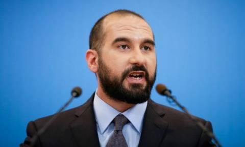 Τζανακόπουλος: Ο Μητσοτάκης έστειλε τη Σπυράκη να συναντήσει τον Ζάεφ