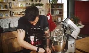 Η συνταγή της ημέρας: Cheesecake τριπλής σοκολάτας