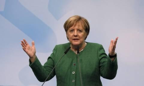 «Βόμβα» από την Μέρκελ: Δεν θα είναι ξανά υποψήφια για την ηγεσία του CDU