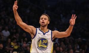 NBA: Top-5 με Θάντερ και Κάρι (video)