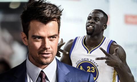 «Τρελή» παρεξήγηση ανάμεσα σε γνωστό ηθοποιό και παίκτη του NBA!