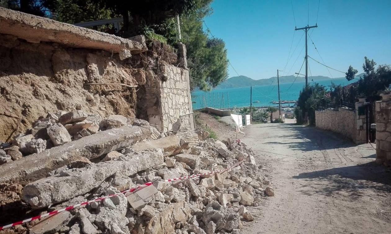 Ζάκυνθος: Κλειστά τα σχολεία του νησιού και την Τρίτη (30/10)