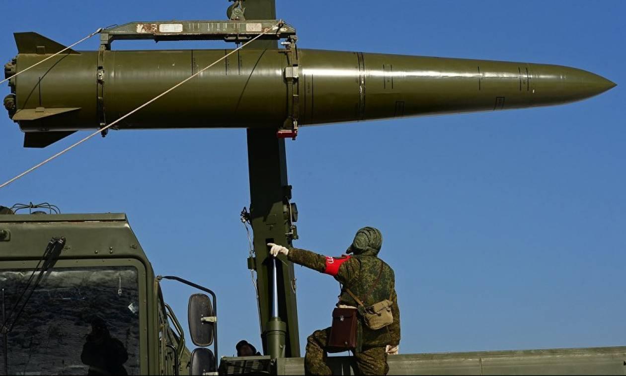 Προειδοποίηση Ρωσίας: Αν η Γεωργία ενταχθεί στο ΝΑΤΟ θα «πλημμυρίσουμε» την περιοχή με πυραύλους