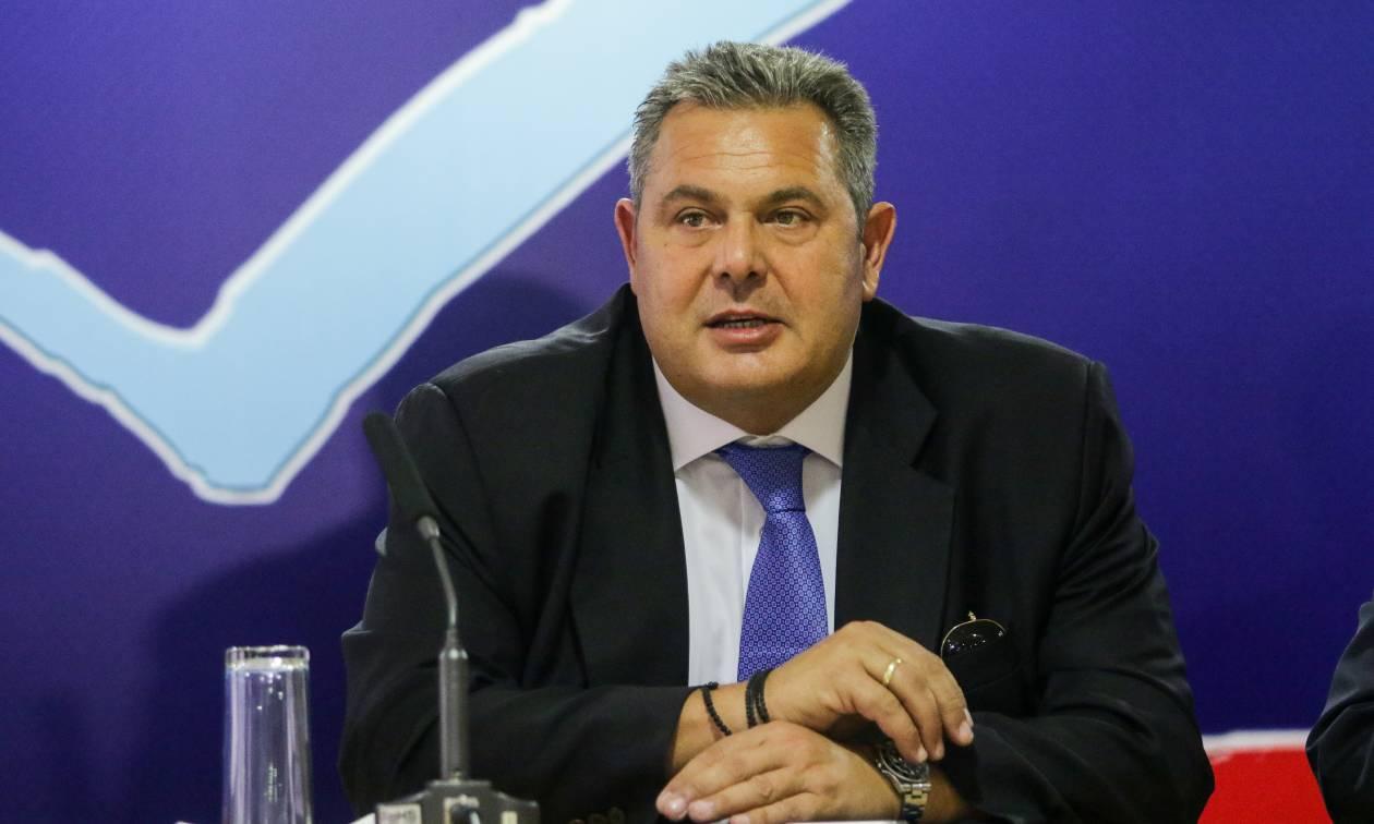 Στη Μόσχα ο Καμμένος: Ελλάδα και Ρωσία έχουν μια σημαντική στρατηγική σχέση