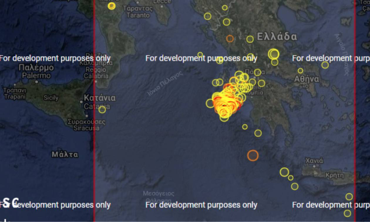 Σεισμός Ζάκυνθος: Περιμένοντας το μεγάλο μετασεισμό - Τέσσερις δυνατές δονήσεις σε 28 λεπτά