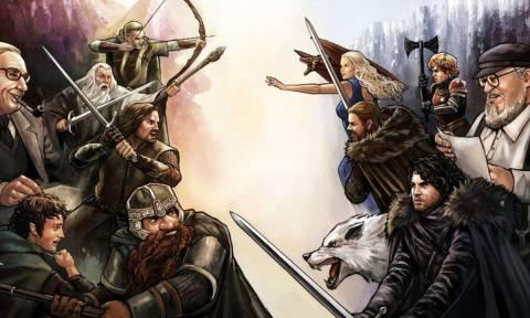 Γιατί ο συγγραφέας πίσω από το «Game of Thrones» σκοτώνει τους χαρακτήρες του;