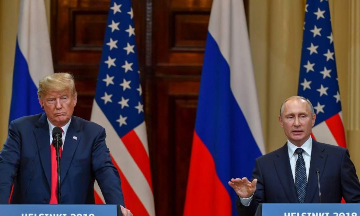 Τραμπ και Πούτιν έτοιμοι να... συντονίσουν τα ρολόγια τους