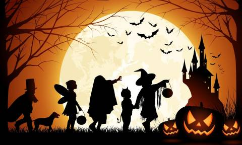 Halloween: Δείτε το «τρομακτικό» Doodle της Doodle