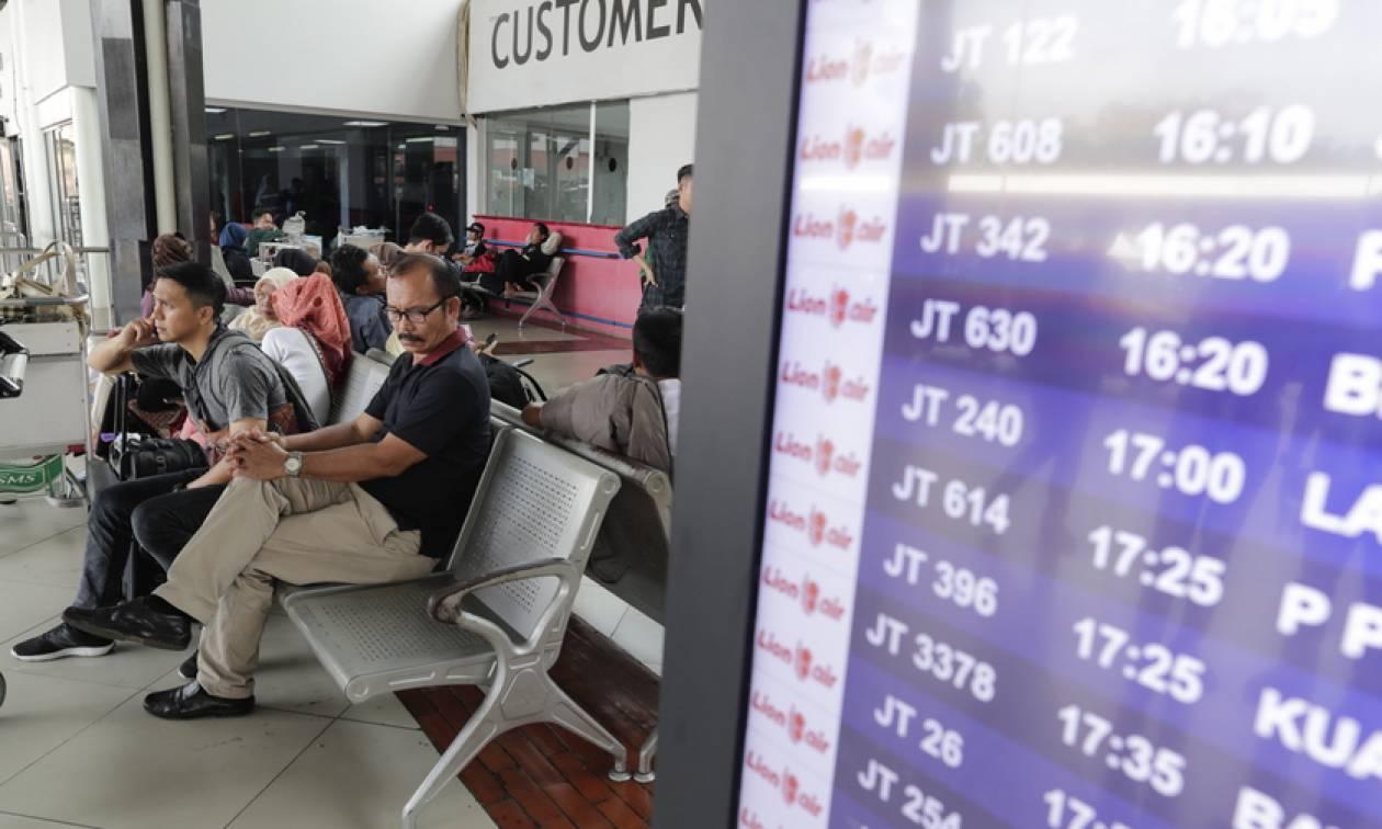 Ινδονησία: Αυτό θα πει τύχη βουνό! Γλίτωσε από τη μοιραία πτήση της Lion Air για λίγα λεπτά (pics)