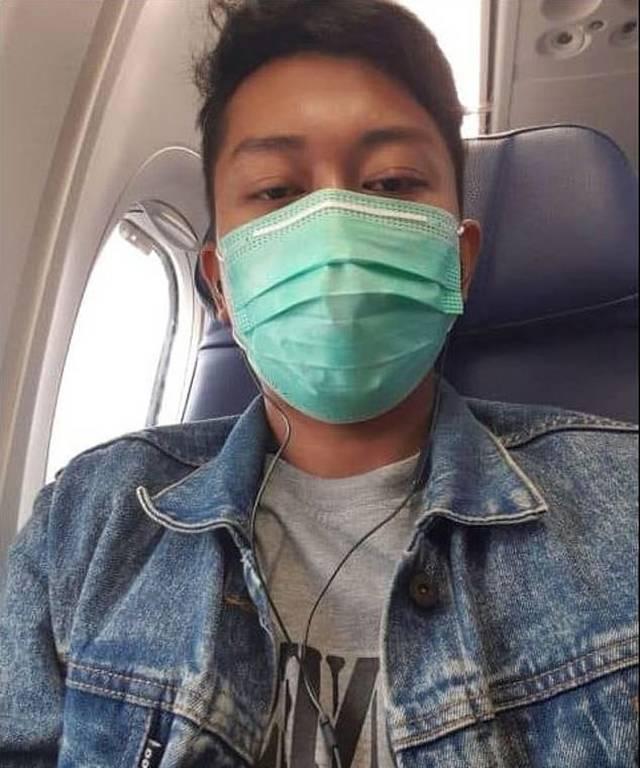 Αεροπορική τραγωδία στην Ινδονησία: Έστειλε selfie στη σύζυγό του λίγο πριν από τη συντριβή