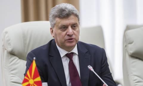 Ραγδαίες εξελίξεις στα Σκόπια: Εισαγγελική έρευνα σε βάρος του προέδρου Ιβάνοφ