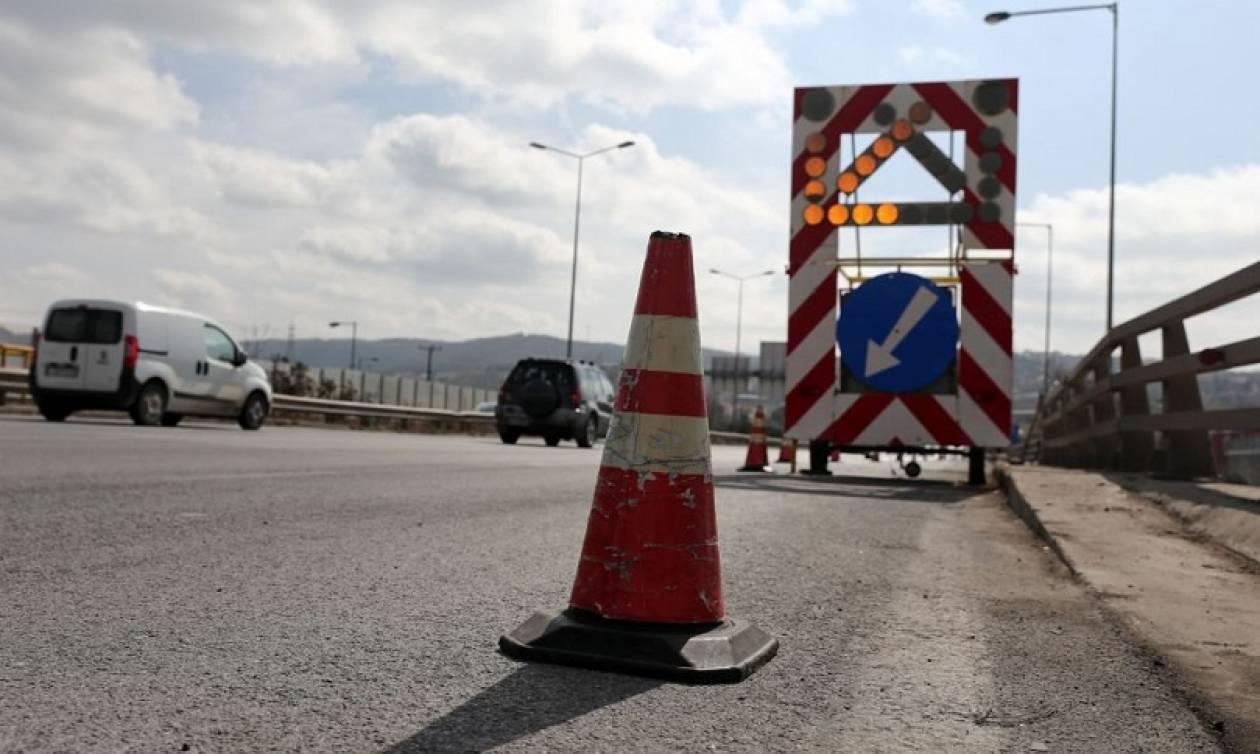 Προσοχή! Κυκλοφοριακές ρυθμίσεις την Τετάρτη (31/10) στην περιοχή της Μαλακάσας