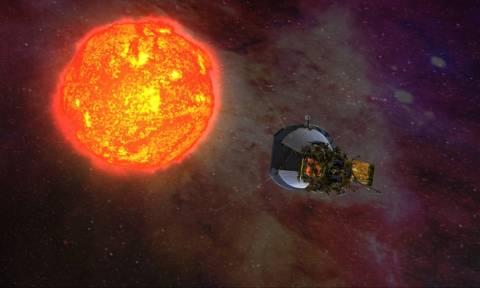 Το Solar Parker της NASA πλησίασε τον Ήλιο περισσότερο από κάθε άλλο ανθρώπινο κατασκεύασμα (vid)