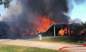 Τραγωδία στις ΗΠΑ: Συνετρίβη ελικόπτερο σε κάμπινγκ (Vid)