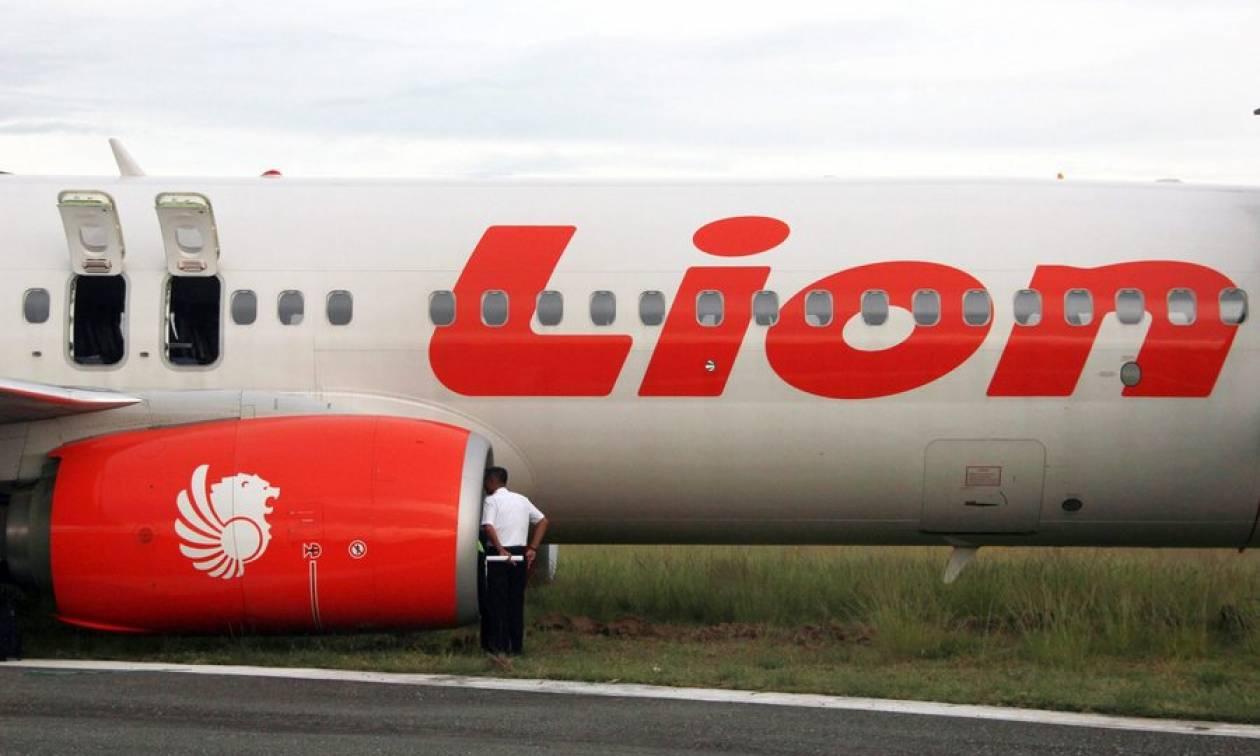 Αεροπορική τραγωδία Ινδονησία: «Ξηλώνουν» τον τεχνικό διευθυντή της Lion Air