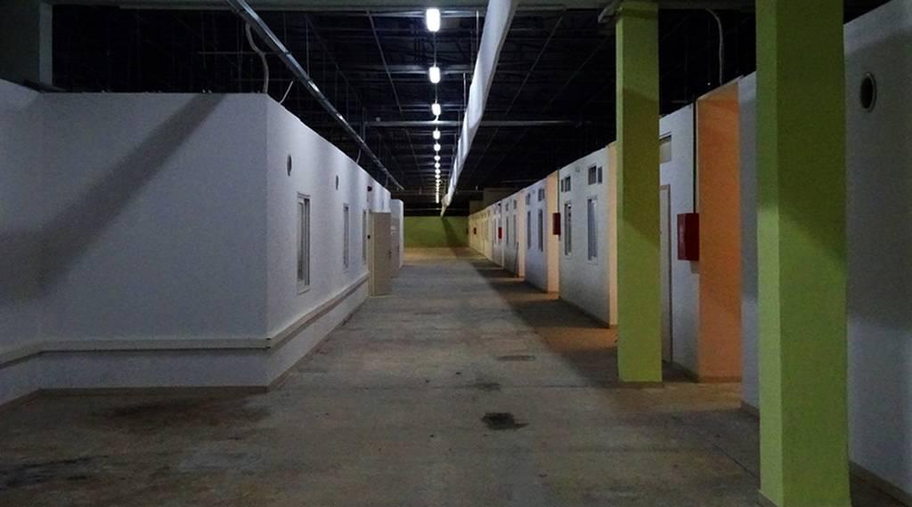 Δομή φιλοξενίας προσφύγων στη Θήβα