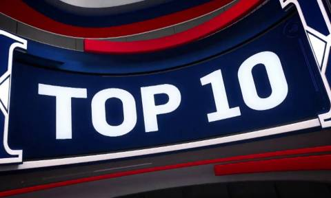 ΝΒΑ Top 10: O Ρόντνεϊ Χουντ κατεδαφίζει την μπασκέτα! (vid)