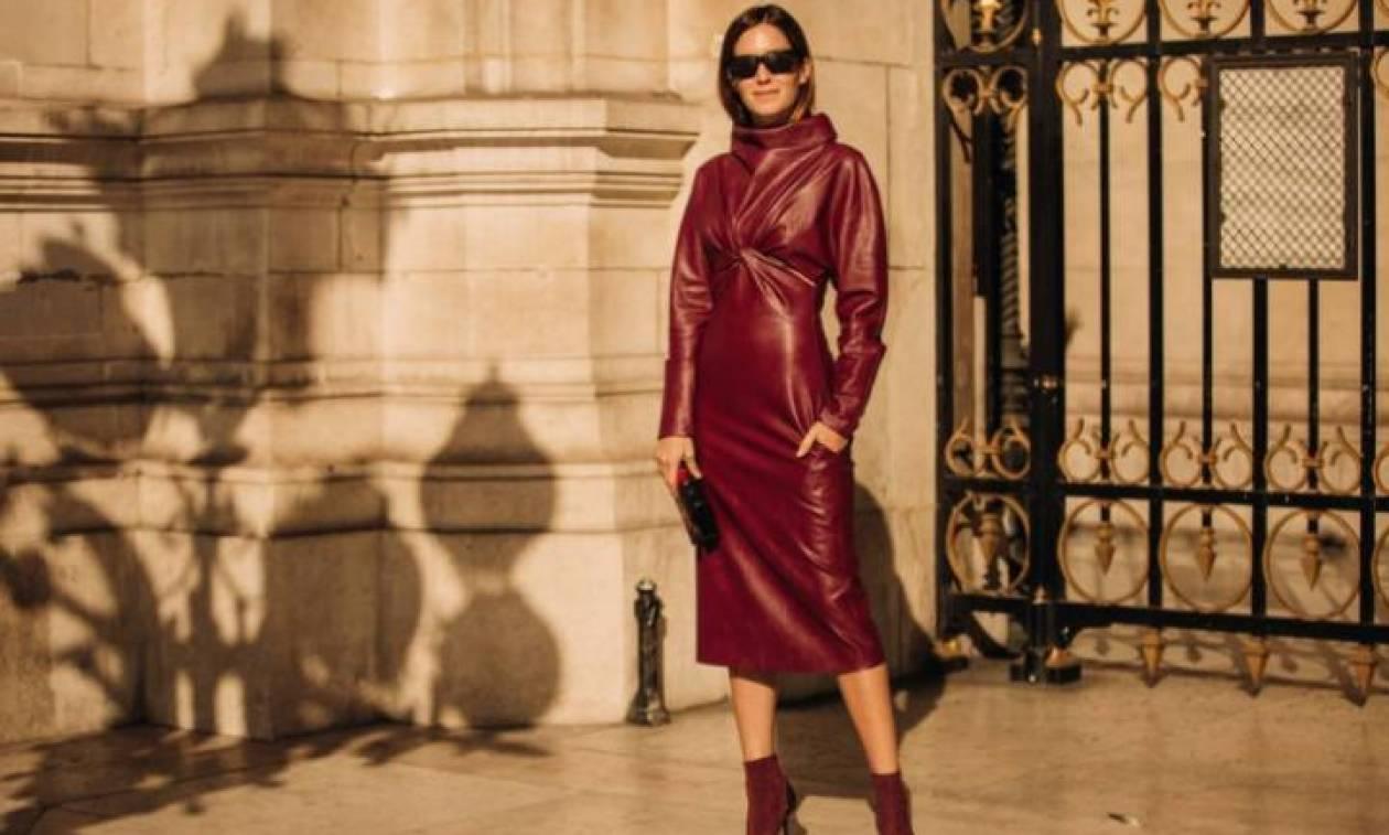 Leather trend: Σε ποιες εκδοχές θα το φορέσεις φέτος