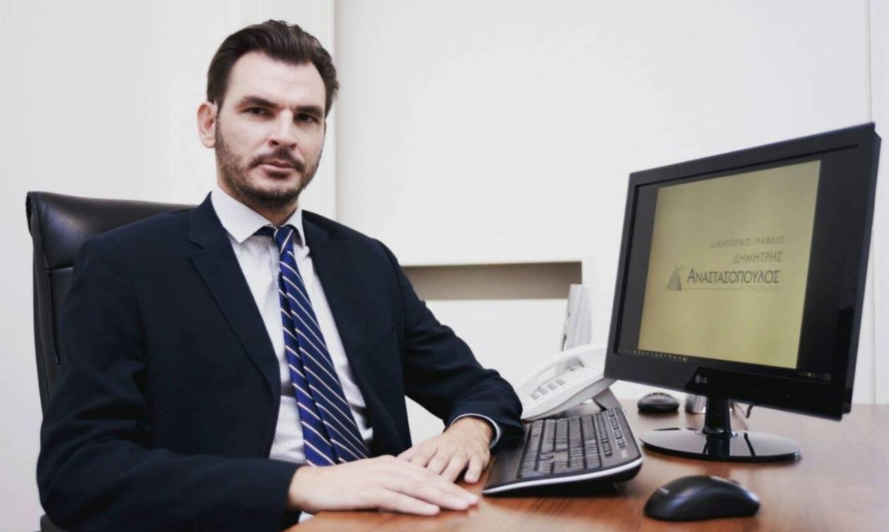 Δημήτρης Αναστασόπουλος: Στο «κόκκινο» οι δανειολήπτες - Ποιοι και πώς θα προστατευτούν