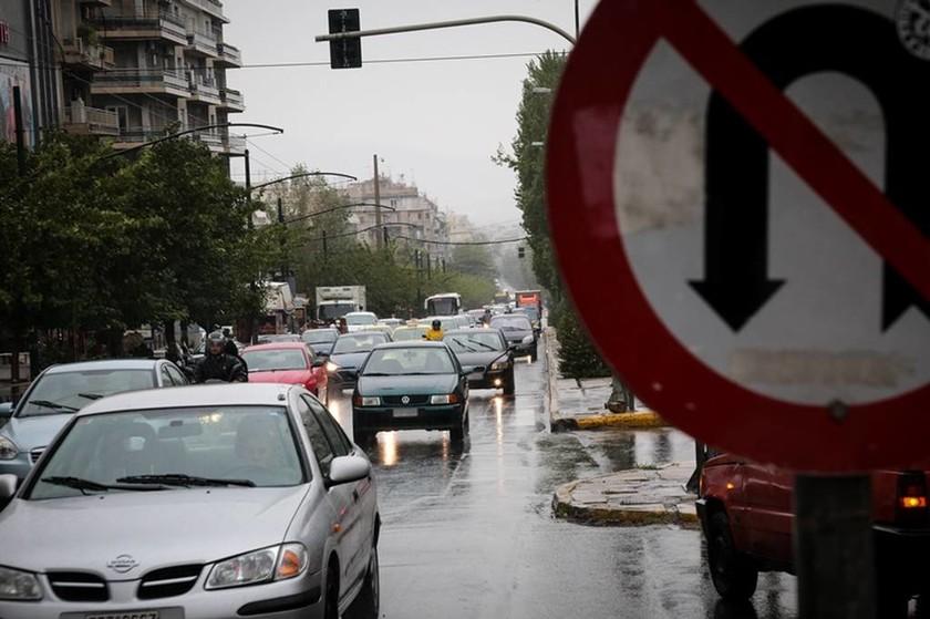 Κυκλοφοριακές ρυθμίσεις για δύο ημέρες στη Λ. Αλεξάνδρας