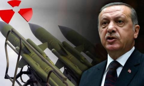 Ο Ερντογάν εξοπλίζει την Τουρκία για πόλεμο: Ξεκινά η παραγωγή αντιαεροπορικών πυραύλων