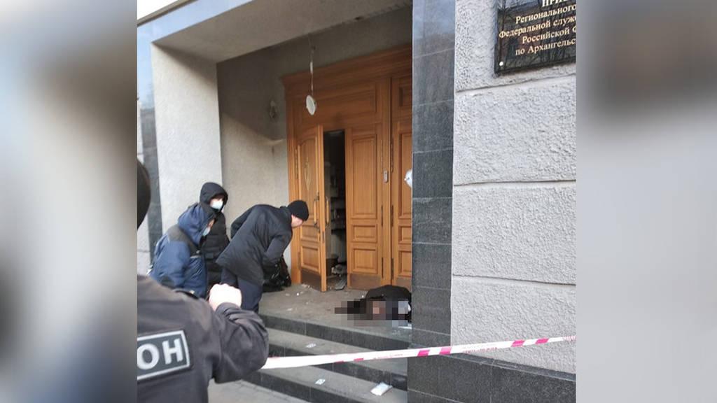 Ρωσία: Μυστήριο με τον 17χρονο τρομοκράτη που σκοτώθηκε ακαριαία από τη βόμβα που μετέφερε (Vids)