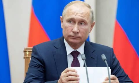 Προειδοποίηση Πούτιν: «Σοβαρές οι συνέπειες από τη διαίρεση των ορθοδόξων Εκκλησιών»
