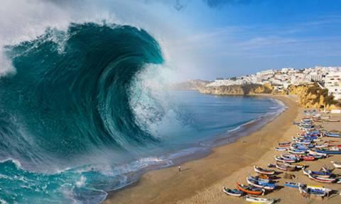 Προειδοποίηση ΣΟΚ από επιστήμονα: «Η Ελλάδα θα κλάψει από φονικό τσουνάμι»