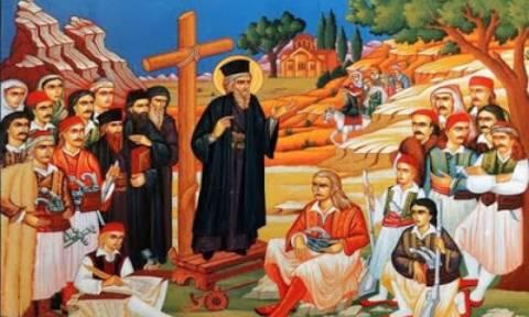 Μία ανέκδοτη προφητεία του Αγίου Κοσμά του Αιτωλού: Τι λέει για φόρους και Τούρκους
