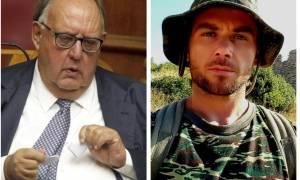 Χυδαίος, ασεβής, επικίνδυνος: Ο Πάγκαλος λέει πως ορθώς οι Αλβανοί σκότωσαν τον Κατσίφα