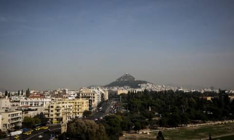 Καιρός τώρα: Με σκόνη και καλοκαιρινές θερμοκρασίες η Παρασκευή (pics)