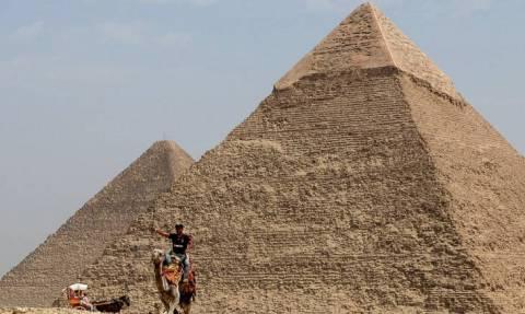 Συγκλονιστική αποκάλυψη: Έτσι έχτισαν την Πυραμίδα του Χέοπα - Τι ανακάλυψαν αρχαιολόγοι