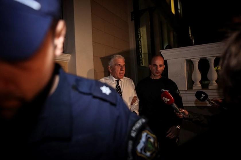 Επίθεση Γιάννου Παπαντωνίου στους δικαστικούς: Ανοίξτε τους λογαριασμούς μας στο εξωτερικό