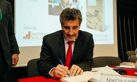 Ο Γάλλος επιχειρηματίας και συγγραφέας Μοχέντ Αλτράντ γοήτευσε το αθηναϊκό κοινό