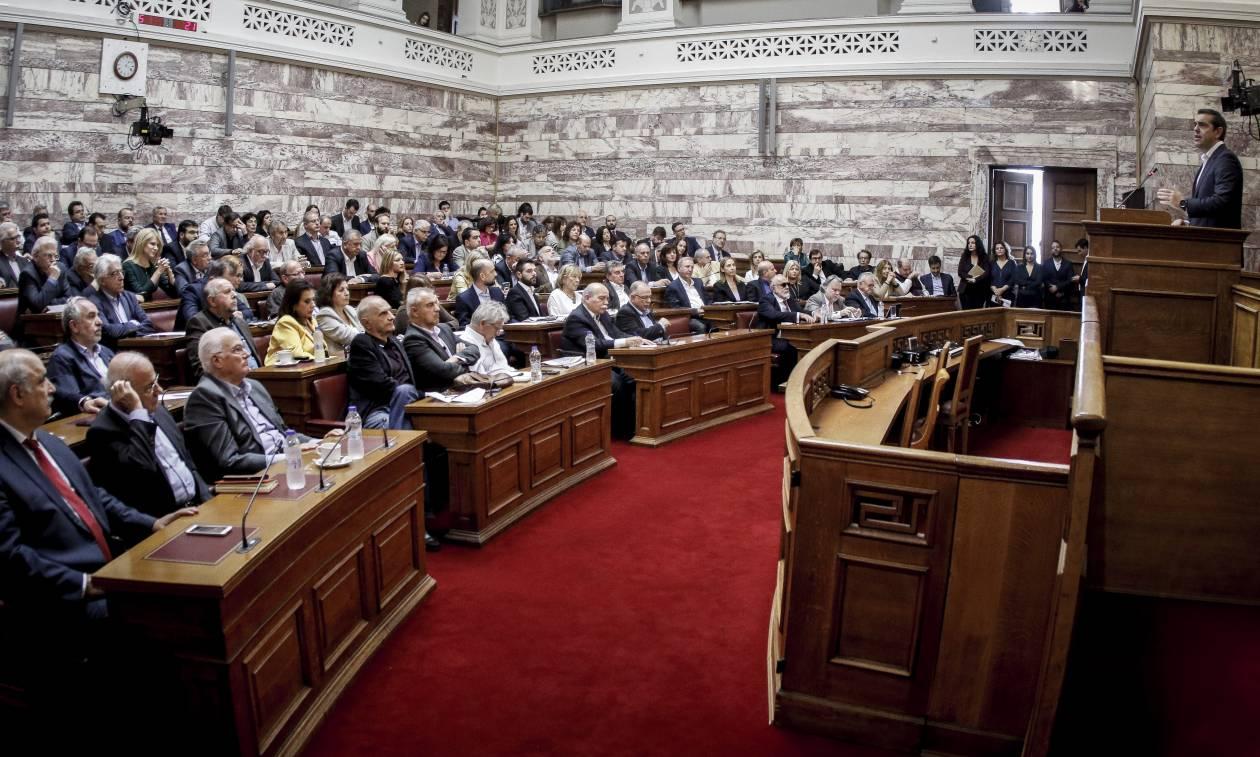 Με 50 υπογραφές η πρόταση του ΣΥΡΙΖΑ για την αναθεώρηση του Συντάγματος - Όλα όσα προβλέπει